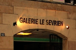 Overside : Galerie Sevrien