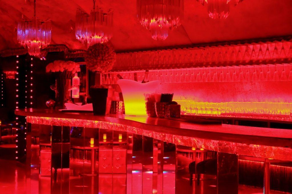 Le bar des Chandelles