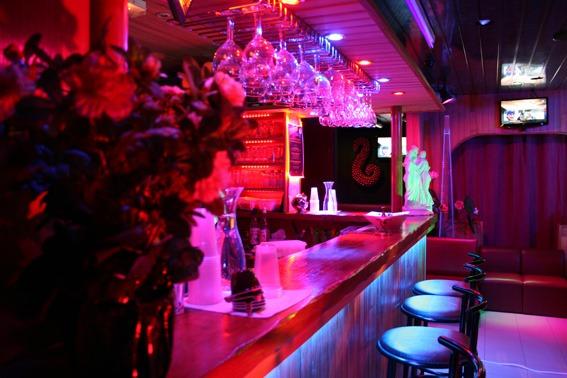 Le bar de l'Hyppocampe